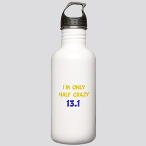 Half Crazy 13.1 Stainless Water Bottle 1.0L