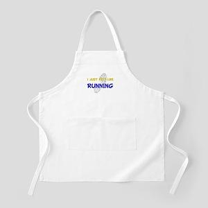 Felt Like Running Apron