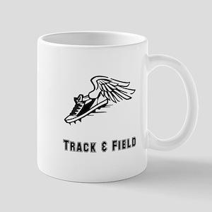 Track And Field Mug