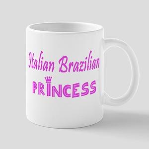 Italian Brazilian Princess Mug