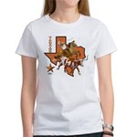 Texas Cowboy & Longhorn Women's T-Shirt