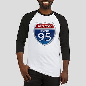 Interstate 95 - Florida Baseball Jersey