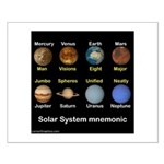 Planets Small Poster