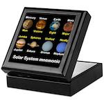 Planets Keepsake Box