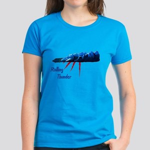 Rolling Thunder Women's T-Shirt (Dark)