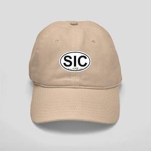 Sea Isle City - Oval Design Cap