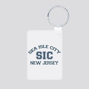Sea Isle City NJ - Varsity Design Aluminum Photo K