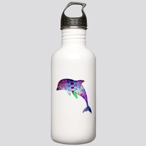 Dolphin Stainless Water Bottle 1.0L