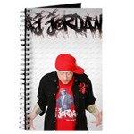 AJ Jordan Journal (With Blank Pages)