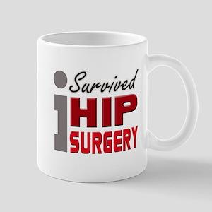 Hip Surgery Survivor Mug