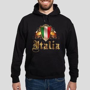 italian pride Hoodie (dark)