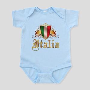 italian pride Infant Bodysuit