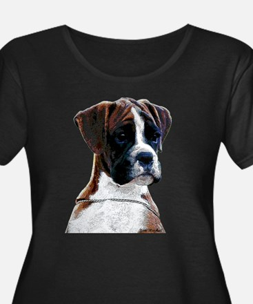 Brindle Boxer Puppy T