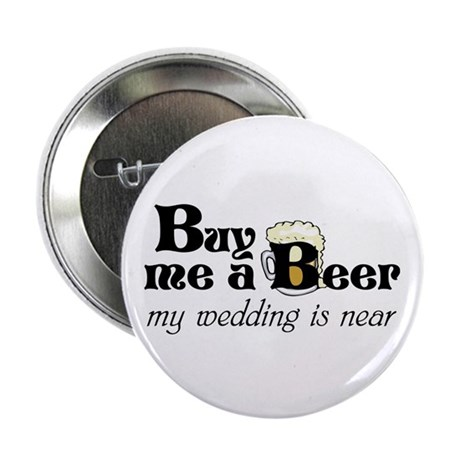 "Buy Me A Beer 2.25"" Button"