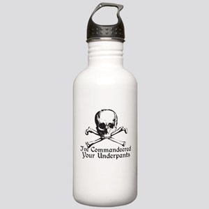 Ive Commandeered Your Underpa Stainless Water Bott