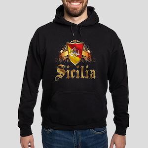 Sicilian Pride Hoodie (dark)