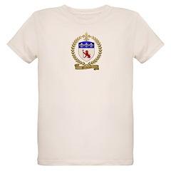 BRIDEAU Family Crest T-Shirt