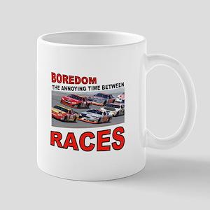START YOUR ENGINES Mug
