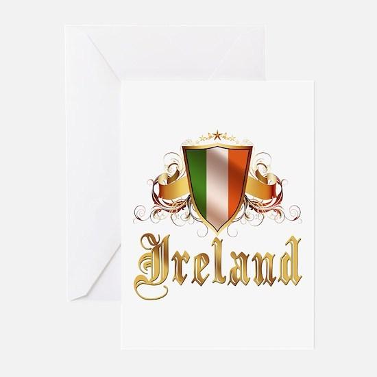 Irish pride Greeting Cards (Pk of 10)