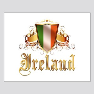 Irish pride Small Poster