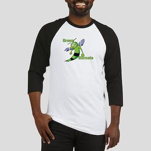 Green Hornets Baseball Jersey