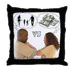 Versus Throw Pillow