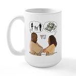Versus Large Mug