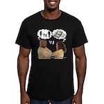 Versus Men's Fitted T-Shirt (dark)