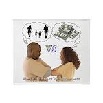 Versus Throw Blanket