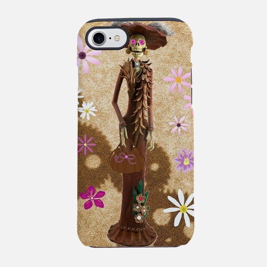 La Catrina – In Bloom iPhone 8/7 Tough Case