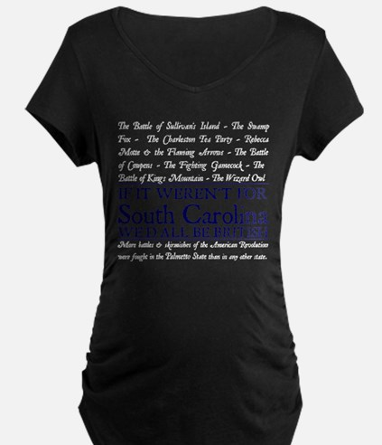 SC BRITISH Maternity T-Shirt