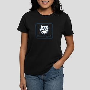 Cats are good. Women's Dark T-Shirt