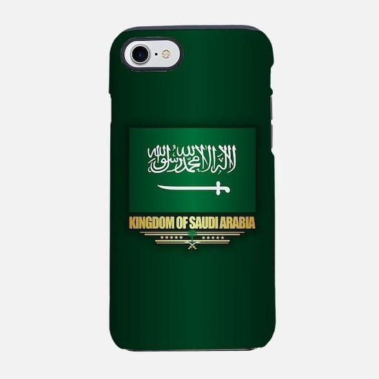 Saudi Pride iPhone 7 Tough Case