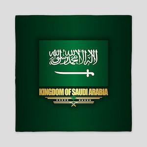Saudi Pride Queen Duvet