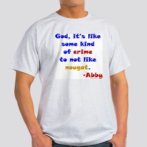 Nougat Crime Light T-Shirt