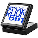 TIME OUT Keepsake Box