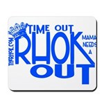 TIME OUT Mousepad