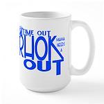 TIME OUT Large Mug