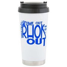 TIME OUT Stainless Steel Travel Mug