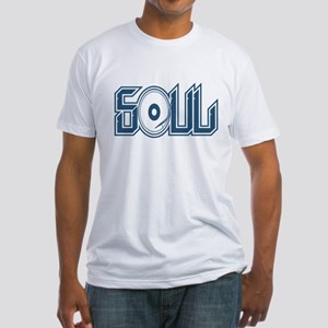 Soul Music Fitted T-Shirt