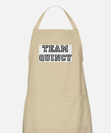 Team Quincy BBQ Apron