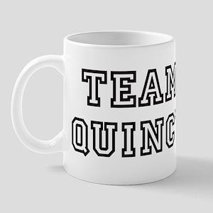 Team Quincy Mug