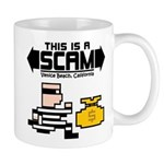 This is a Scam Mug