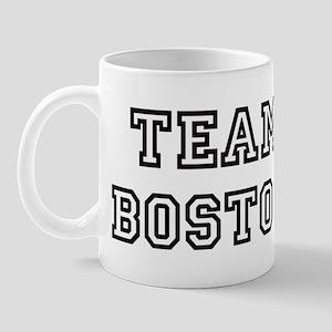 Team Boston Mug
