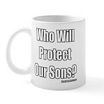 Our Sons 1 Mug