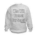 Our Sons 1 Kids Sweatshirt