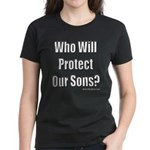 Our Sons 1 Women's Dark T-Shirt