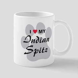 Indian Spitz Mug