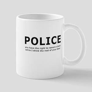 Beer Police Mug