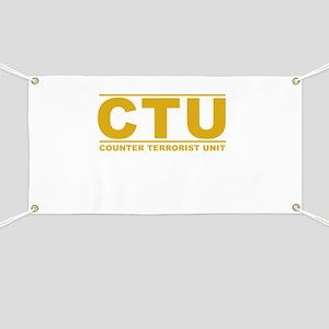 CTU Banner